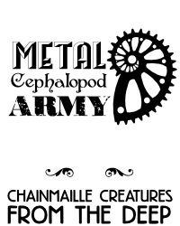 Metal Cephalopod Army Dept Icon