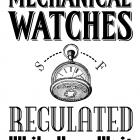 WatchesRegulated